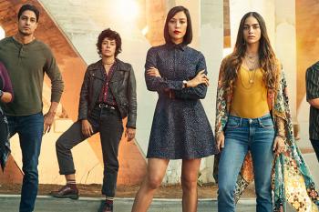 The cast of Starz Network's hit show, Vida.