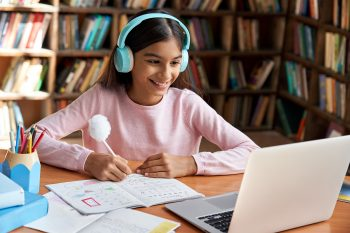 Students can learn using broadband internet adoption plans